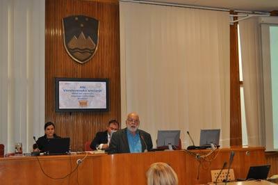 Vseslovensko srečanje v Ljubljani