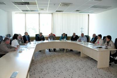 5. srečanje koordinacije AGRASLOMAK