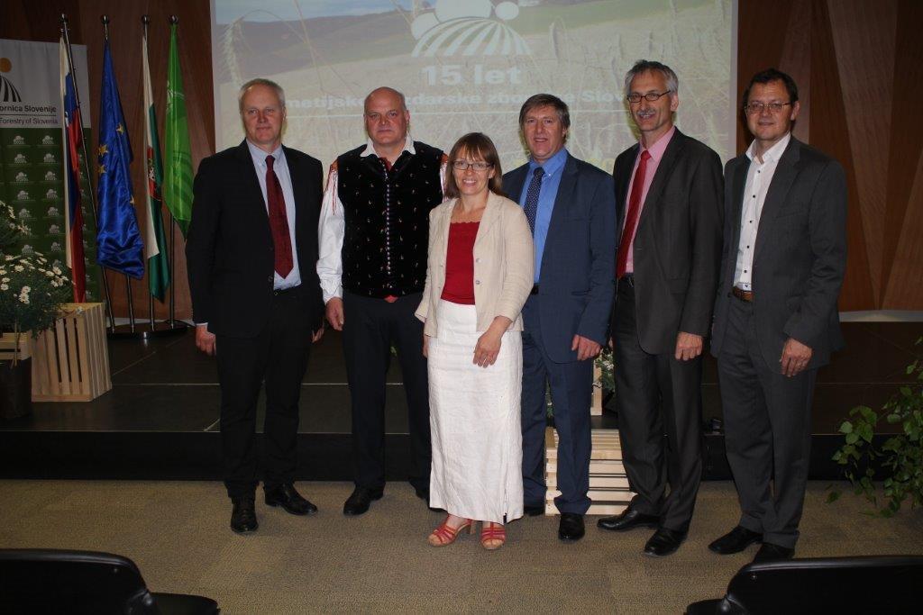 15. obletnici KGZ Slovenija