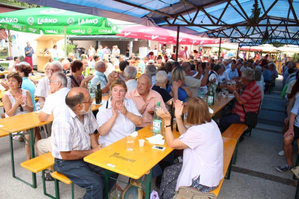 Kmečki praznik 2015 v Železni Kapli – Bauernfest 2015 in Bad Eisenkappel