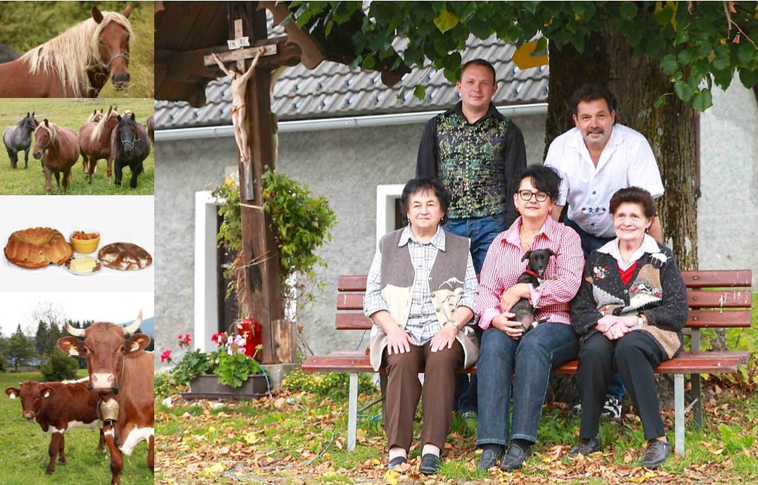 Družina Thurner, kmetijska skupnost