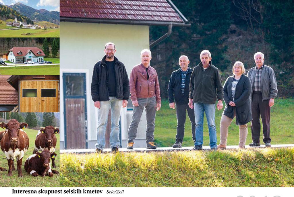 Interesna skupnost selskih kmetov, Sele/Zell